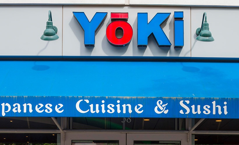 Yoki Restaurant and Sushi Bar