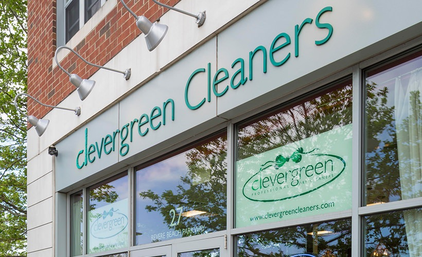 Clevergreen Dry Cleaners