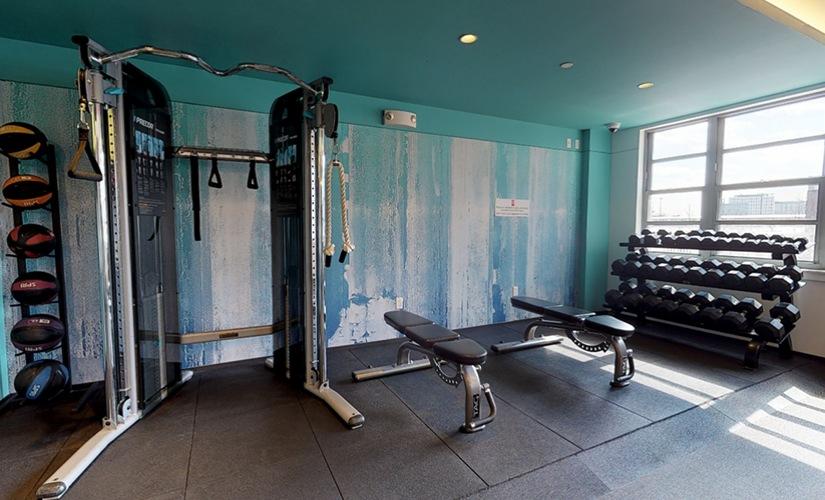 50 SL Gym